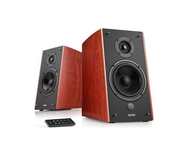 Edifier R2000DB Αυτοενισχυόμενα Ηχεία Bluetooth 120W RMS (Brown)