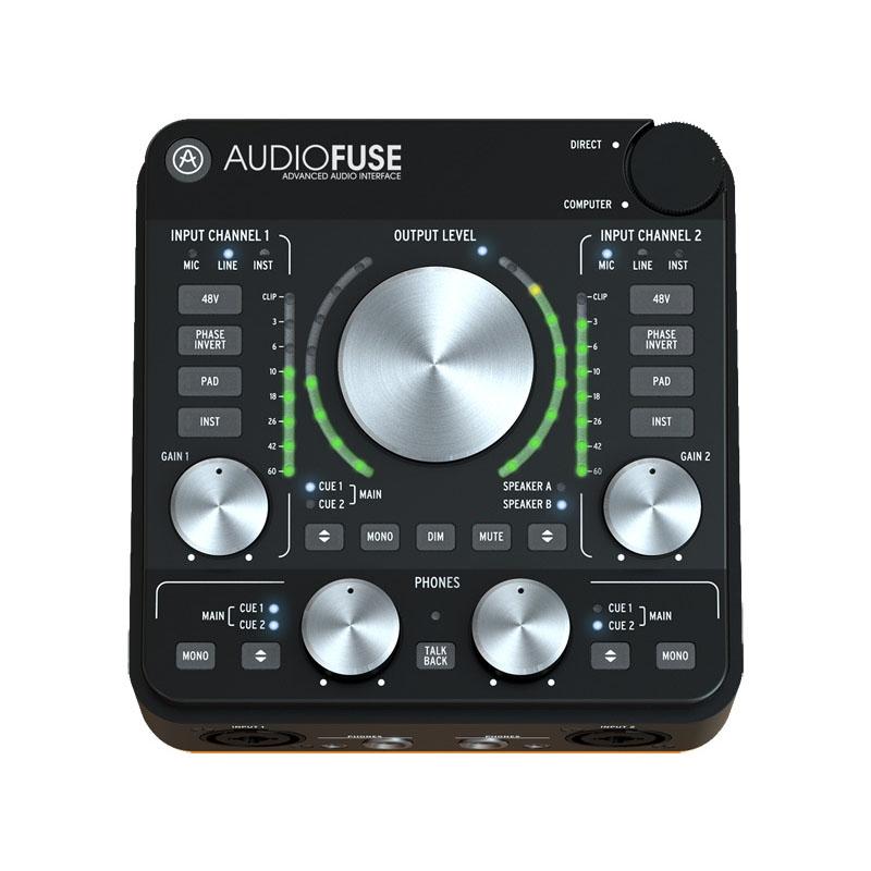 Arturia AudioFuse REV2 Κάρτα Ήχου