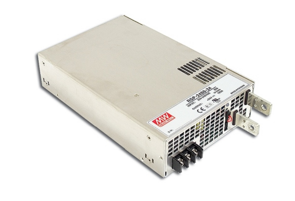 MEAN WELL RSP2400-48 ΤΡΟΦΟΔΟΤΙΚΟ 2400W/48V/50A PFC PARALLEL