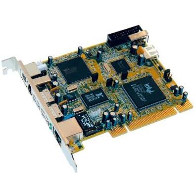 Exsys EX 6507E - Netzwerk / USB / FireWire-Adapter - PC
