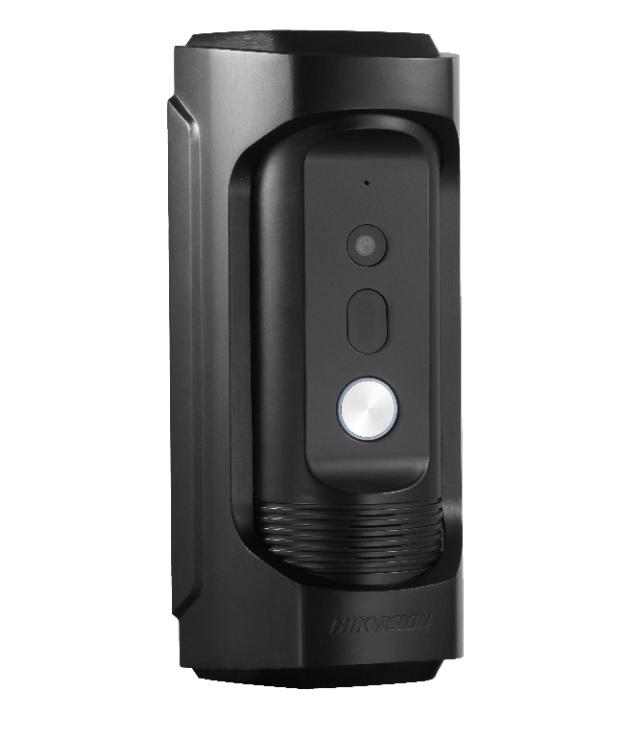 Hikvision DS-KB8112-IM Δικτυακή (IP) Μπουτονιέρα Εισόδου με 1 Μπουτόν Κλήσης