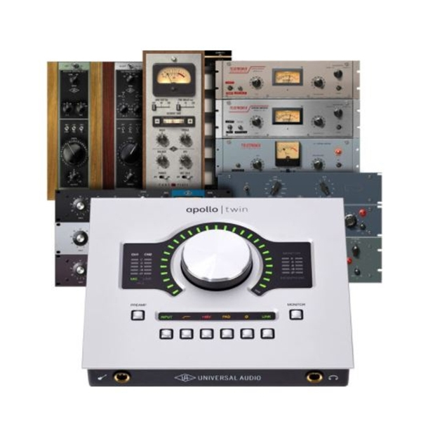 Universal Audio Apollo Twin DUO USB | Heritage Edition