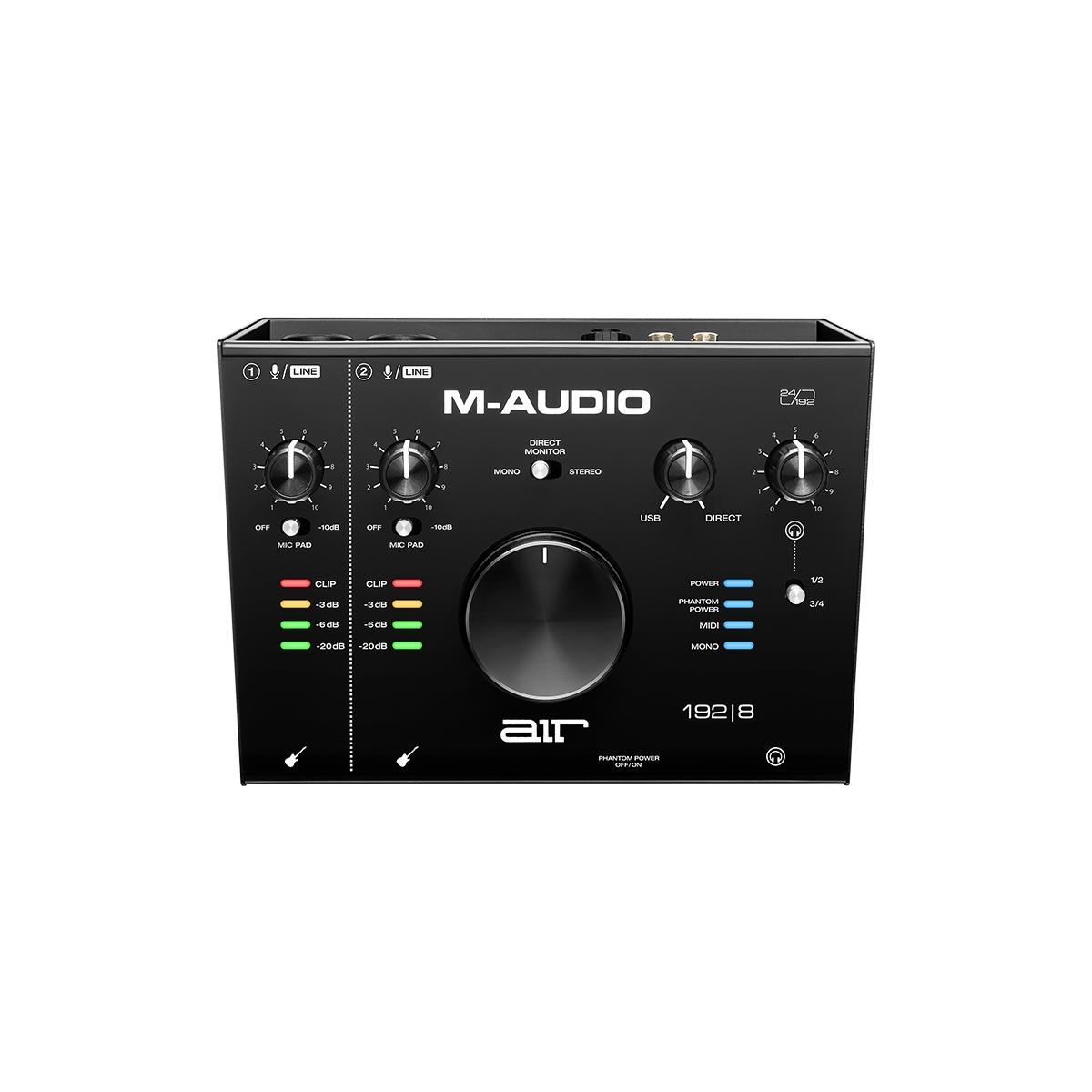 M-Audio air 192|8 Κάρτα Ήχου USB