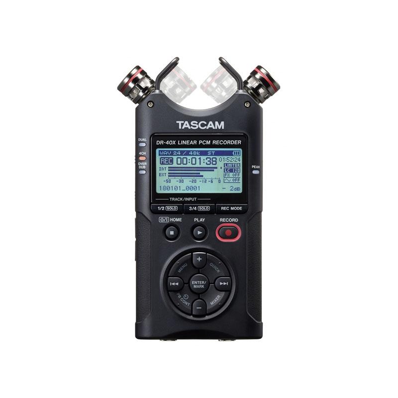 Tascam DR-40X Φορητός Εγγραφέας