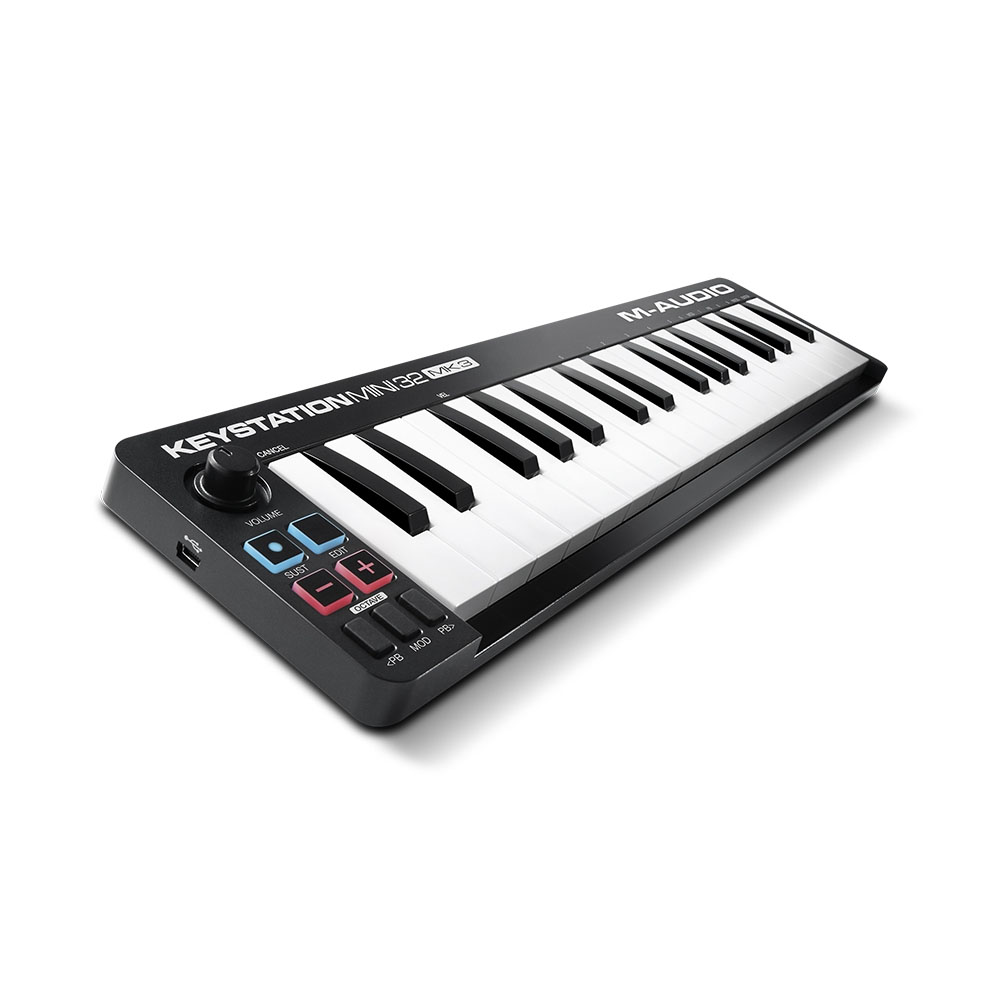 M-Audio Keystation Mini 32 MK3 Midi Keyboard