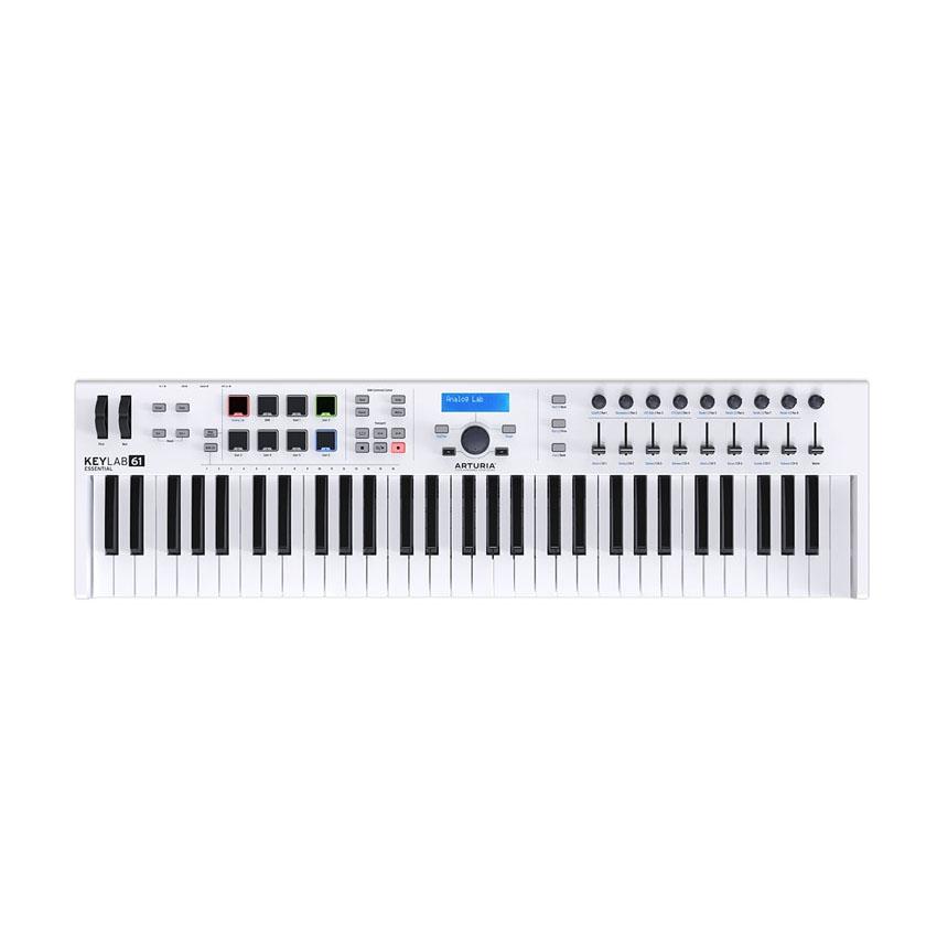 Arturia Keylab 61 Essential Midi Keyboard