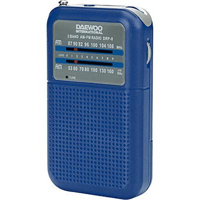 Daewoo DRP-8 Blue Ραδιόφωνο