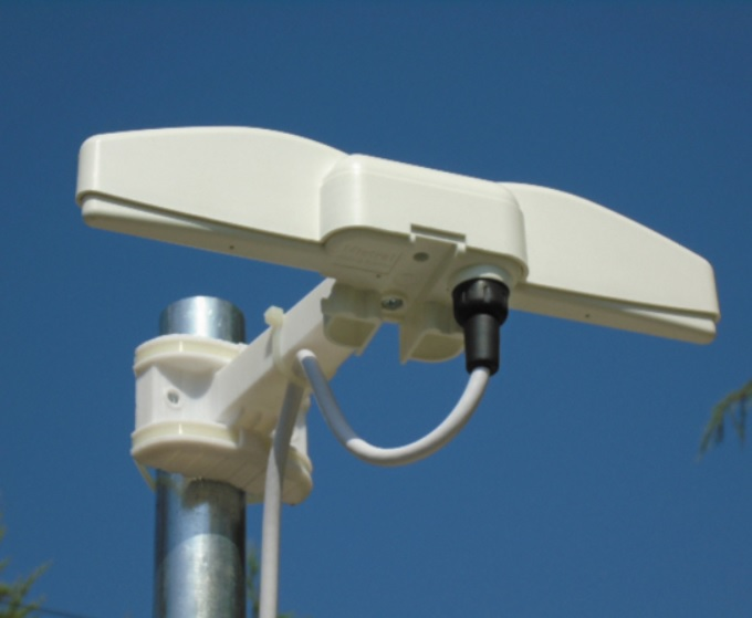 Mistal Super mini Antenna (0317) Εξωτερική Κεραία Τεχνολογίας Πάνελ
