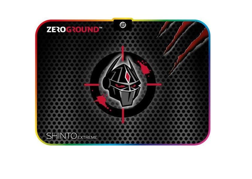 Zeroground MP-1900G Shinto Extreme RGB v2.0 Gaming Mousepad