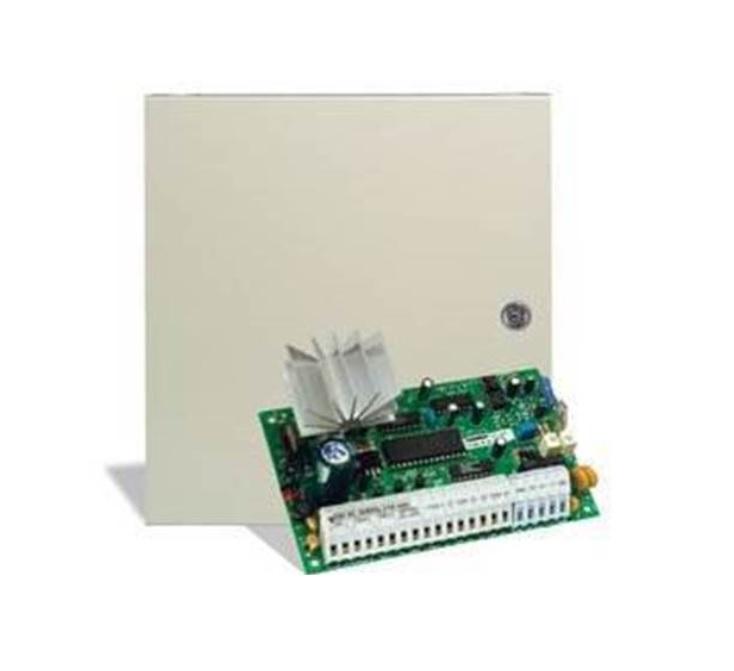 DSC POWERSERIES PC585H Πίνακας 4 Ζωνών με Δυνατότητα Επέκτασης στις 32 ζώνες με Μεταλλικό Κουτί