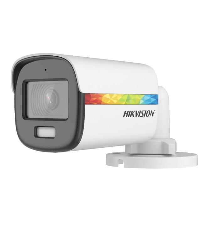 Hikvision DS-2CE10DF8T-FSLN ColorVu 2.0 (Έγχρωμη Εικόνα Ημέρα - Νύχτα) Κάμερα HDTVI 1080p Φακός 2.8mm