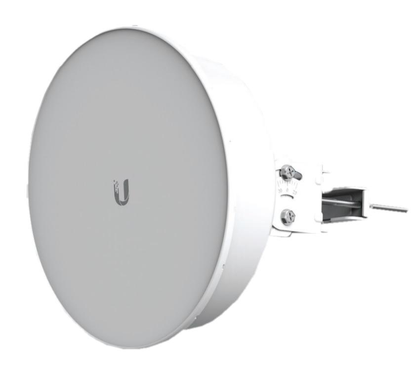 UBIQUITI PBE-5AC-300-ISO PowerBeam5 AC ISO 300mm, Outdoor, 5GHz