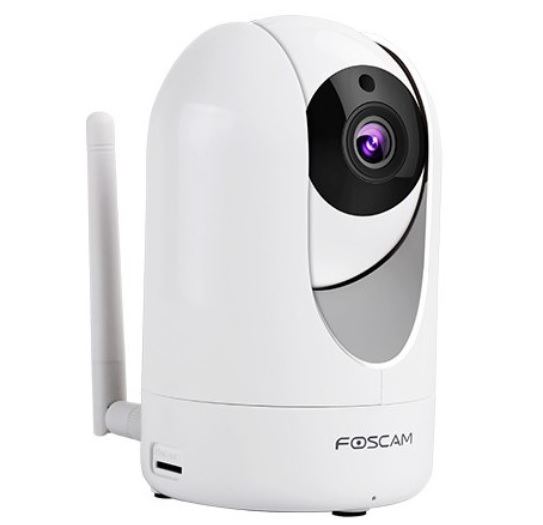 Foscam R4M Ρομποτική IP Κάμερα 4MP Εσωτερικού Χώρου