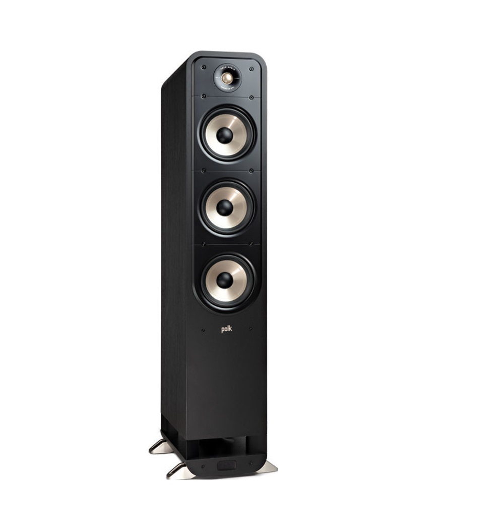 Polk Audio Signature S60e Ηχεία Δαπέδου Black (Ζεύγος)