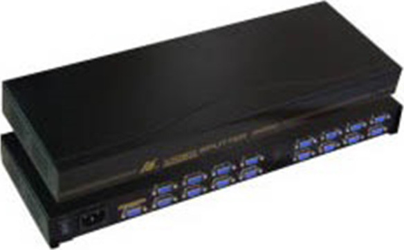 C620-VS116 COMP VGA SPLITTER 1PC ΣΕ 16 ΟΘΟΝΕΣ