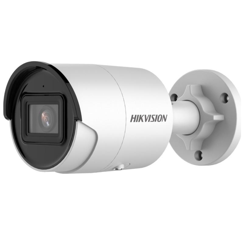 Hikvision DS-2CD2046G2-I Δικτυακή Κάμερα 4MP AcuSense Φακός 2.8mm