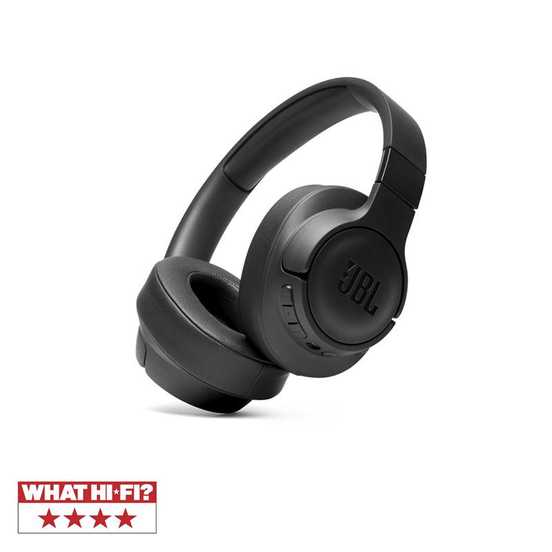 JBL Tune 750BTNC Over-ear Bleutooth Ακουστικά Black
