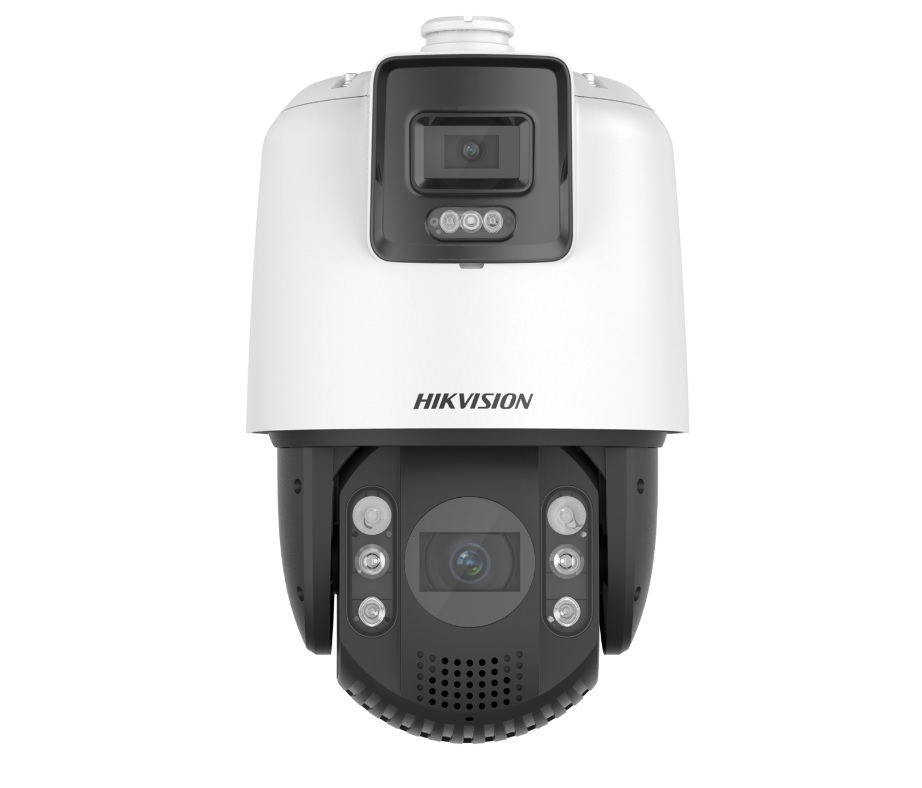 DS-2SE7C124IW-AE(32x/4)(S5) Διπλή Δικτυακή Κάμερα PTZ AcuSense Smart Auto Tracking 2.0