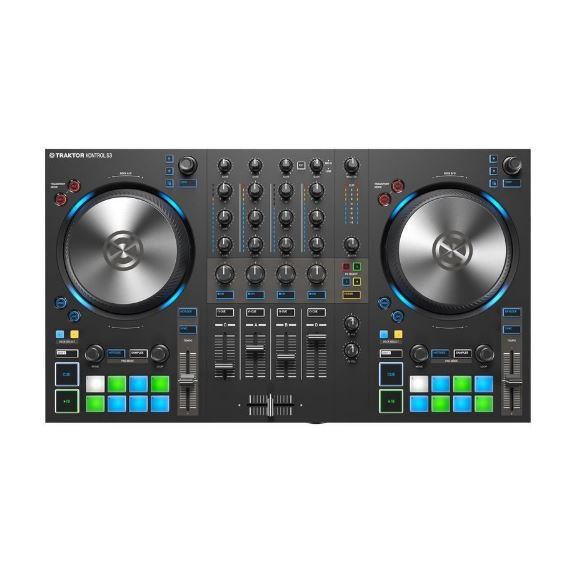 Native Instruments Traktor Kontrol S3