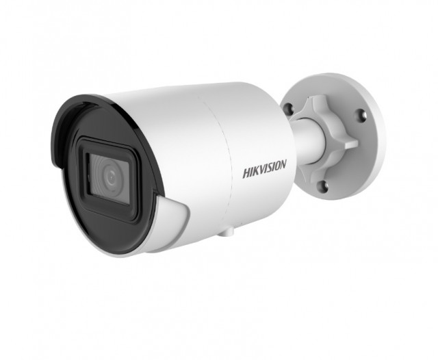 Hikvision DS-2CD2086G2-IU Δικτυακή Κάμερα 8MP AcuSense Φακός 2.8mm