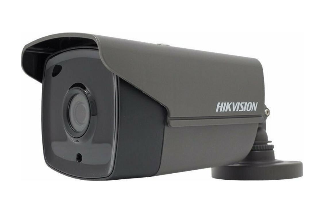 Hikvision DS-2CE16D3T-IT3F GREY Κάμερα HDTVI 1080p Φακός 2.8mm