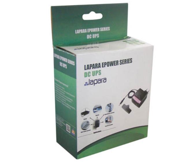 LAPARA EPOWER VOLTRONIC UPS LINE INTERACTIVE 25W VA OUTPUT DC