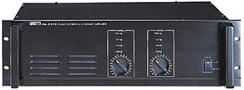 INTER-M PA-2312 ΤΕΛΙΚΟΣ ΕΝΙΣΧΥΤΗΣ 2Χ120W/100V/4Ω