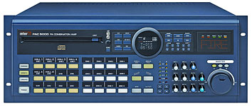INTER-M PAC-5000 ΜΙΚΤΗΣ-ΕΝΙΣΧΥΤΗΣ 7 ΕΙΣΟΔΩΝ 240W/100V 24 ΖΩΝΕΣ