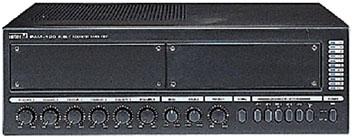INTER-M PAM-120 ΜΙΚΤΗΣ-ΕΝΙΣΧΥΤΗΣ 6 ΕΙΣΟΔΩΝ 120W/100V 5 ΖΩΝΕΣ