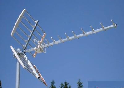 Mistral, Super Roc 0229, Μεσαίου μεγέθους κεραία UHF 4G
