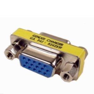 COMP, Αντάπτορας Η/Υ MINI VGA ΗDB15M ΣΕ HDB15F CMP