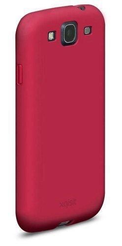 xQisit, 12539, Μαλακή θήκη για Samsung Galaxy S3